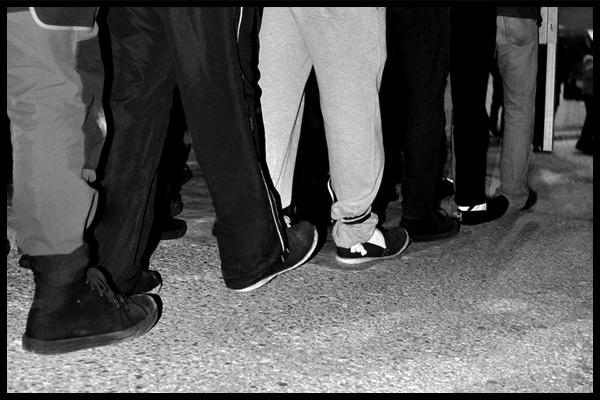 Fotos de los ensayos de las cuadrillas