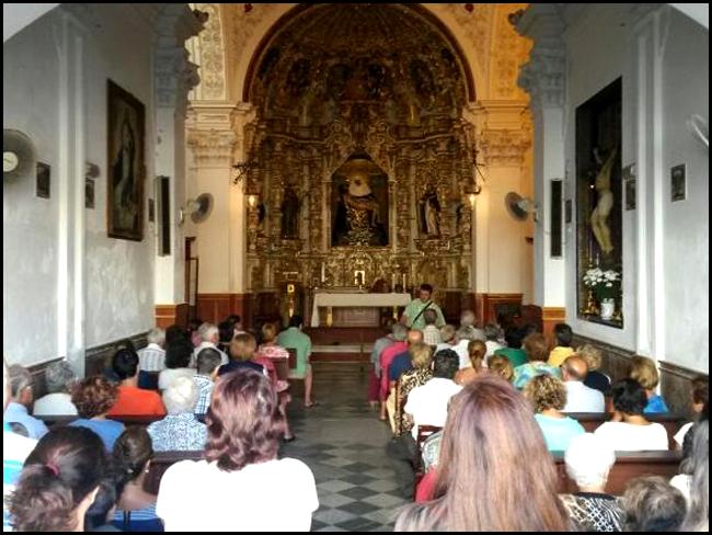 Santa Misa – LIII ANIVERSARIO HERMANDAD DE LA SALUD