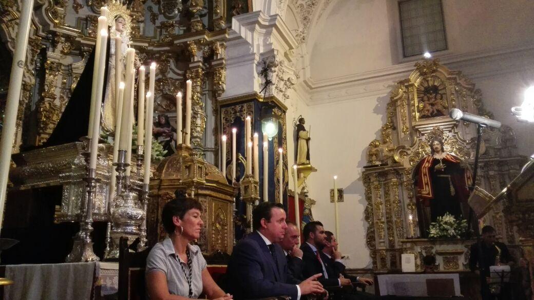 Galería de fotos del XXIX Pregón de las Glorias de María