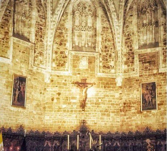 Galería de Fotos del Vía Crucis organizado por el Consejo de HH y CC.