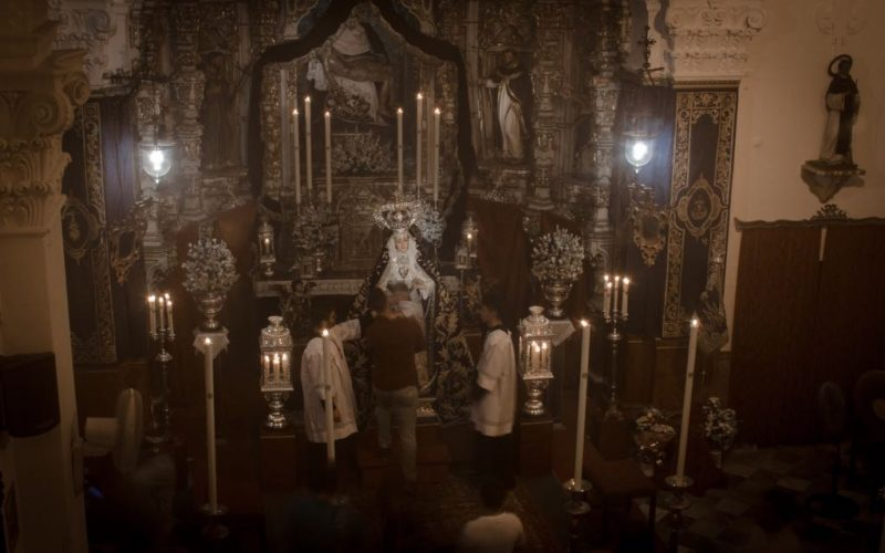 Cultos de Maria Santisima de la Caridad | Agosto'18
