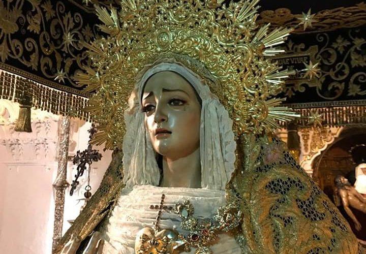 Ya aguarda la Santísima Virgen de la Caridad